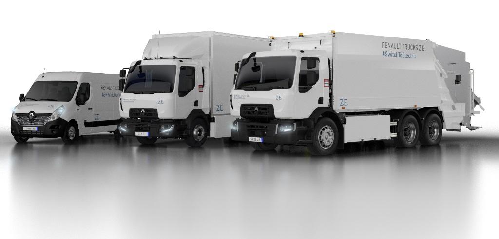 Renault Trucks, araç satışlarını yüzde 10 artırdı