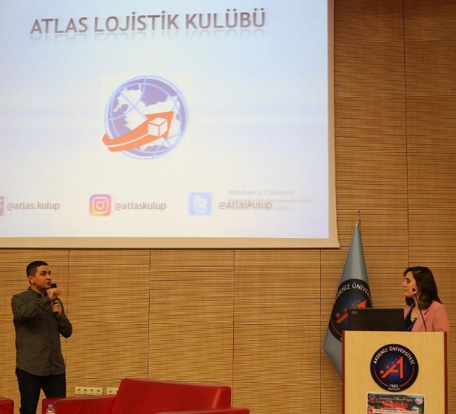 Atlas Lojistik Kulübü'nden KAR-GO Kariyer Günleri