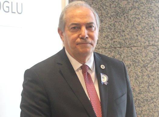 Serdar Keskin, 3. kez İGMD Başkanı