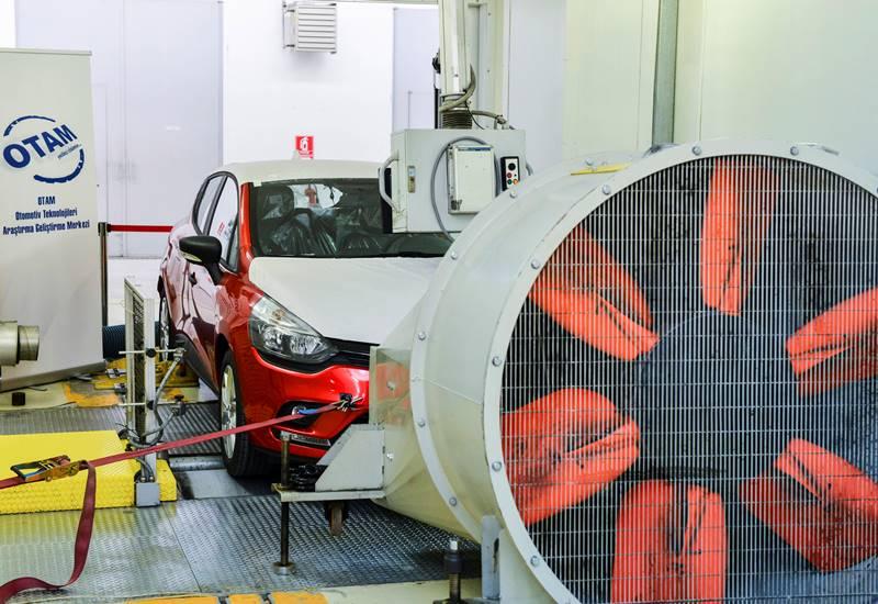 Otomobil testlerinde dışa bağımlılık sona eriyor
