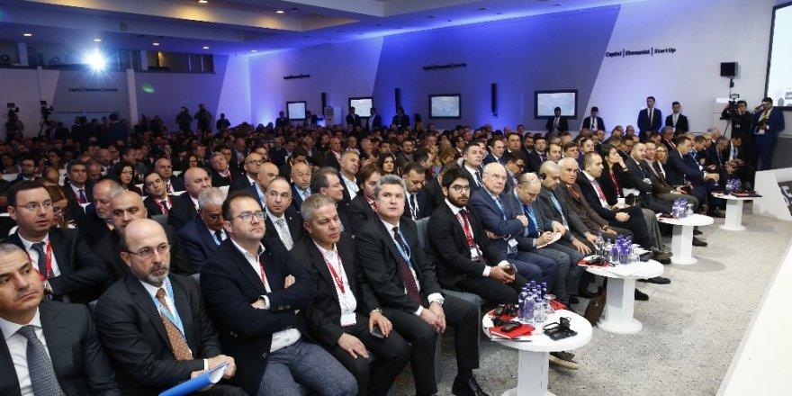 Uludağ'da gündem: `Global Şirket Yaratmak´