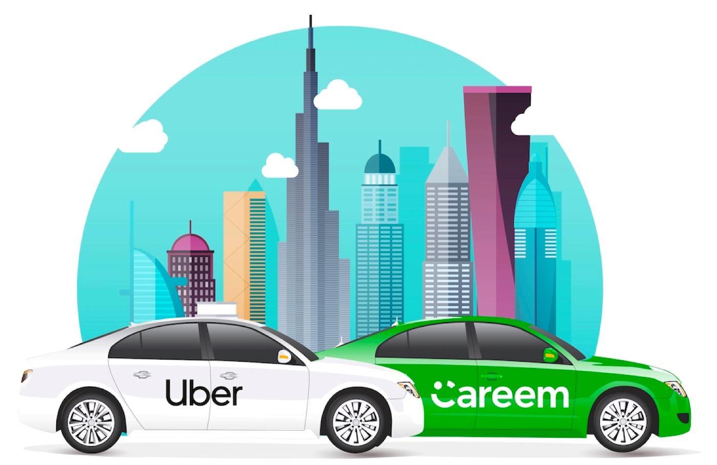 Uber, Ortadoğulu rakibini satın aldı