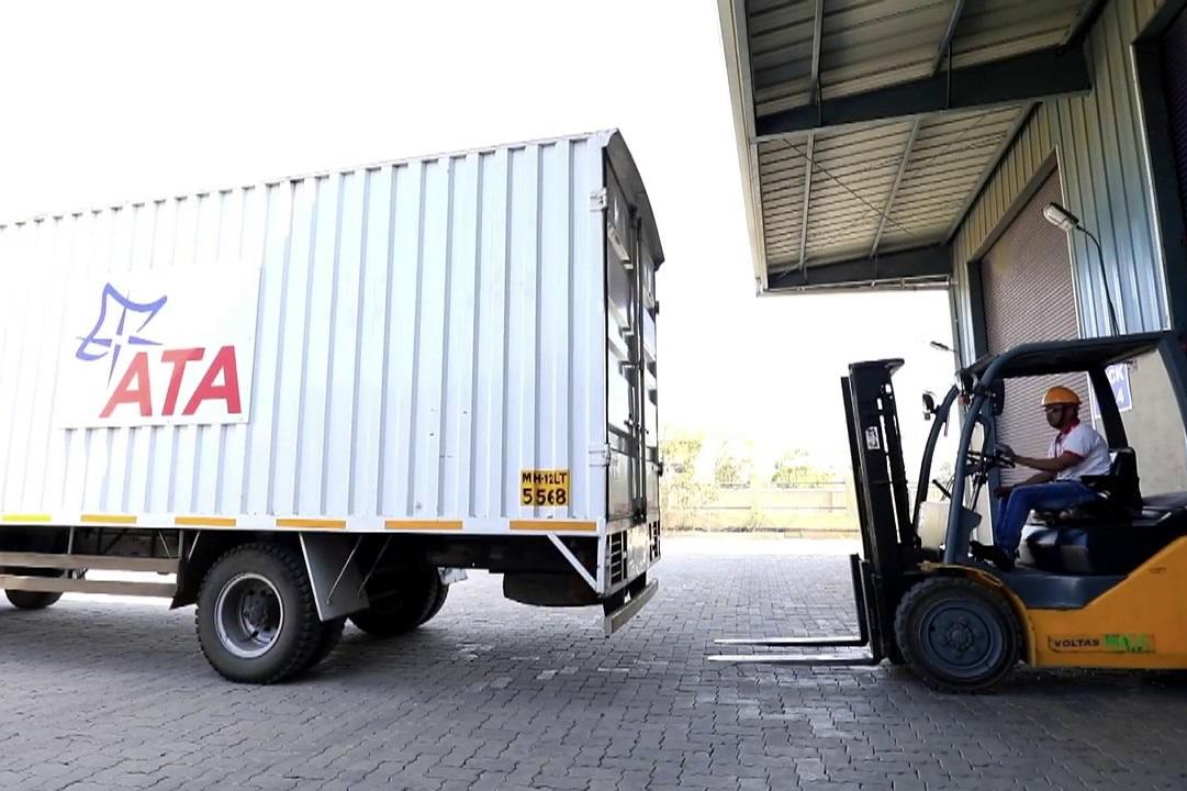 Yeni Havalimanı'ndan ilk kargoyu Ata Freight yükledi