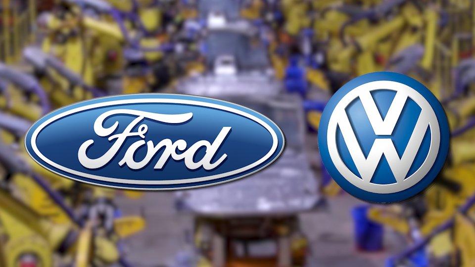 Volkswagen : Ford ile birlikte pick-up geliştireceğiz!