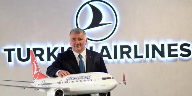 THY, Alman Lufthansa'yı solladı