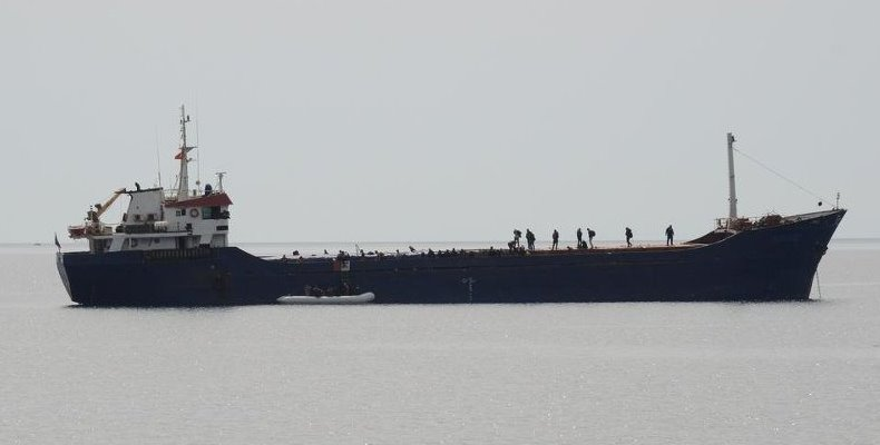 İstanbul'da alıkonulan Rus gemisi satılabilir