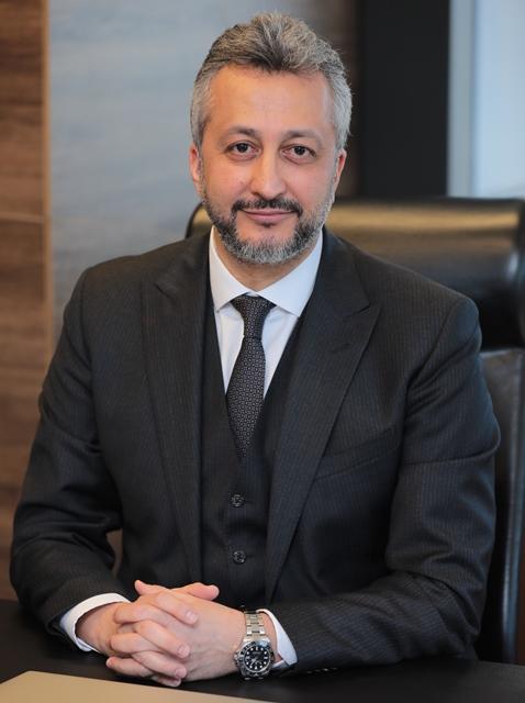 Hakan Subaşı Arıkanlı Holding CEO'su oldu