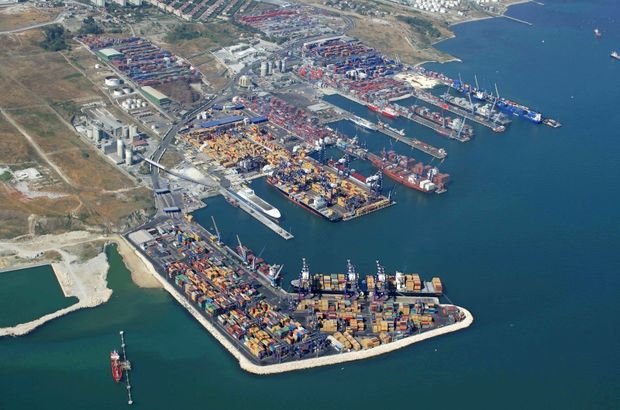 Ambarlı Limanı iskelelerinin boyları uzayacak