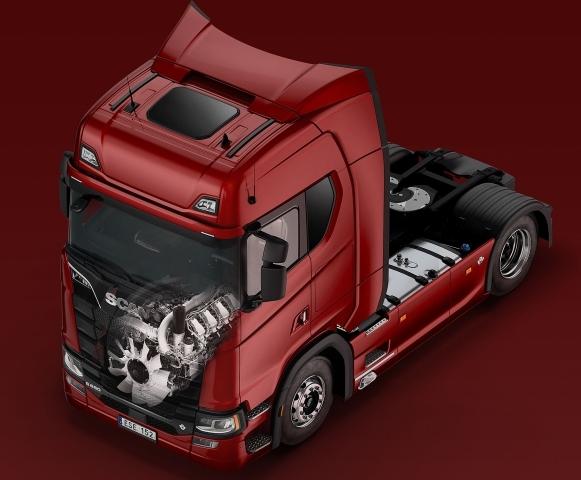 Scania'dan Kaçırılmayacak Motor  Servis Kampanyası