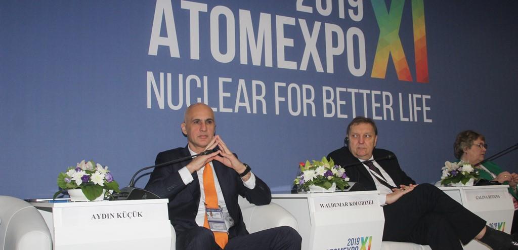 Nükleer tıbbın gelişimi lojistiğe bağlı!
