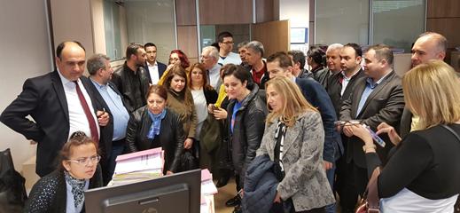 """LODER'in """"Eğitimcinin Eğitimi"""" toplantısı Ankara'da yapıldı"""