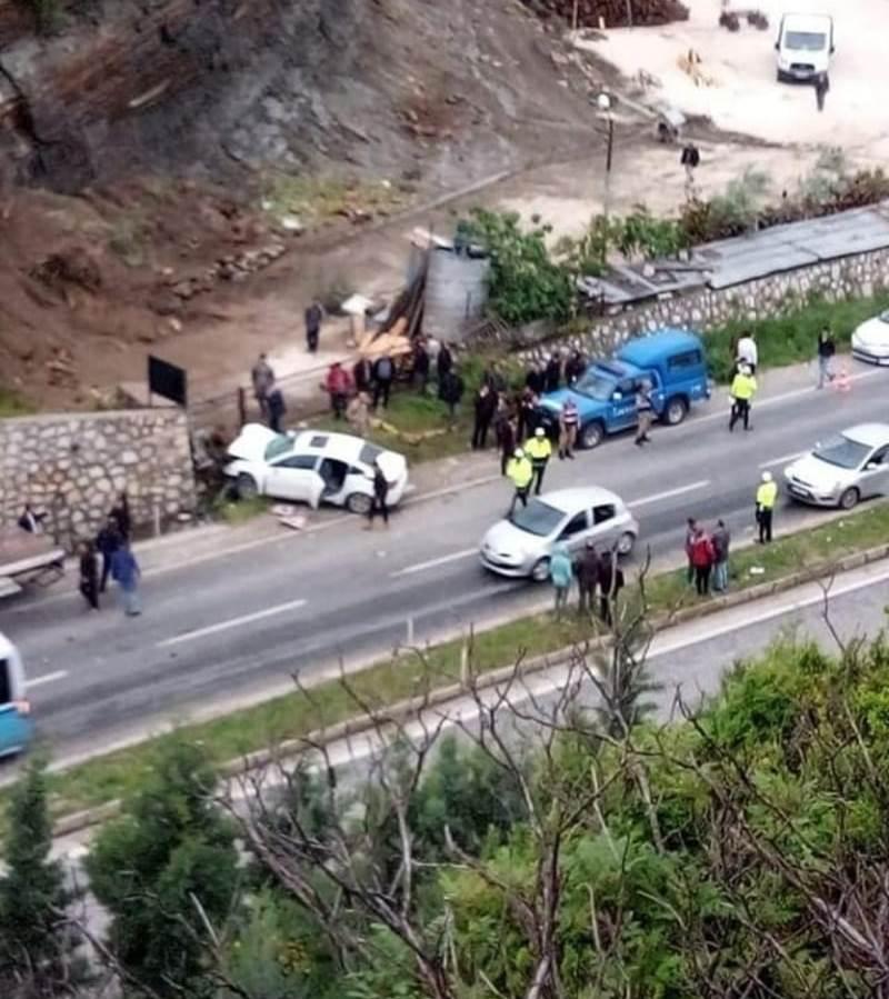 Hataylı nakliyeciler, iki önemli ismini kazada yitirdi