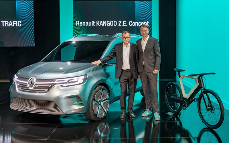 Renault'un 4 yeni hafif ticarisi gün yüzüne çıkıyor