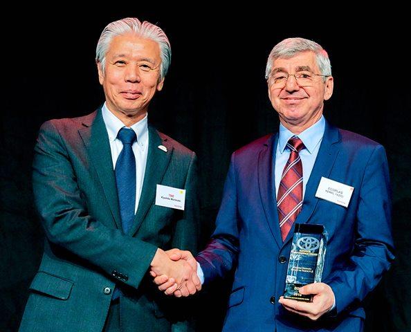 Toyota Avrupa'dan Türk Şirketine 2 Ödül Birden!