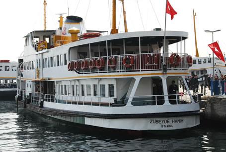 Zübeyde Hanım, Türkiye'nin ilk yüzen kütüphanesi olacak