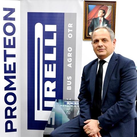 Prometeon Lastik Grubu üretimi bir Türk'e emanet