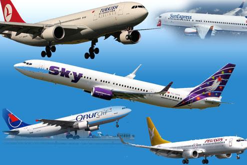 4 havayolu şirketinden 23 Haziran duyurusu