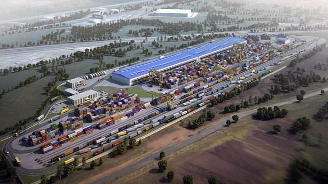 Arkas'ın kara terminaline 60 milyon dolarlık finansman
