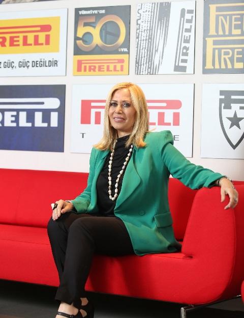 Lale Cander, Pirelli Türkiye'nin Yönetim Kurulu Başkanı oldu