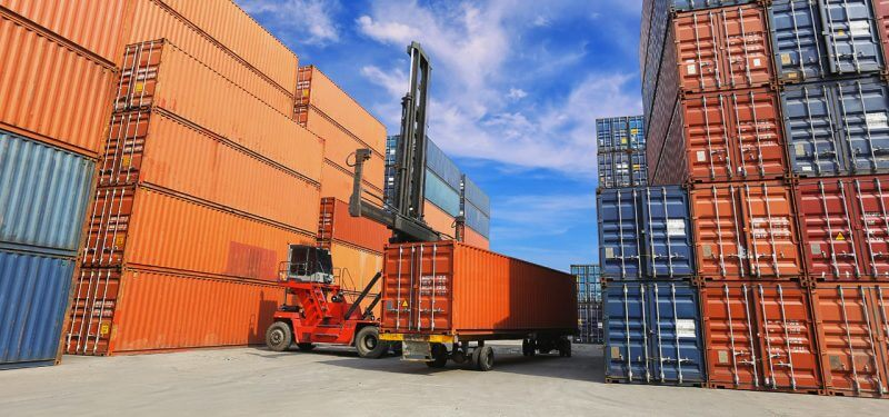 Pros and cons to slowing box ships further