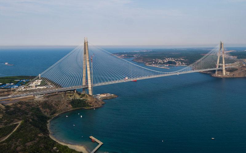 Çinlilerden 3. köprü açıklaması