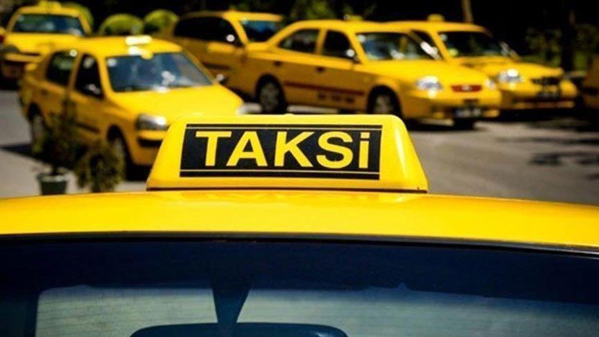 Taksiler, 3 ilde plakaya göre trafiğe çıkabilecek