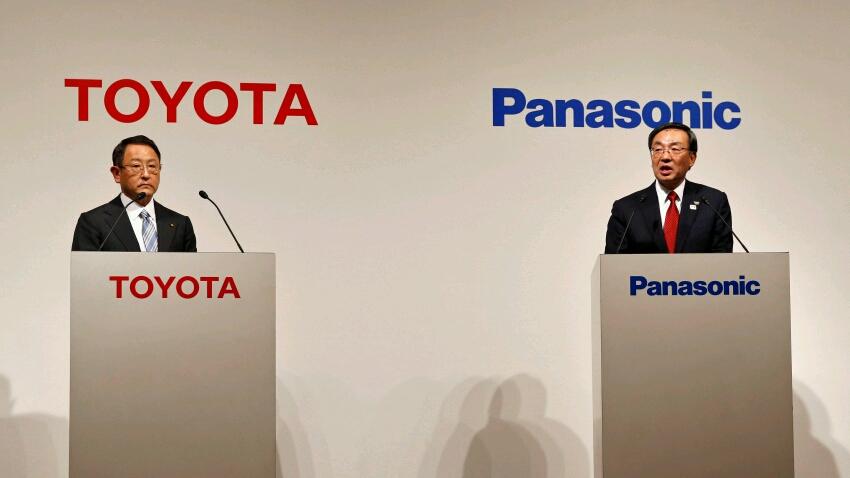 Toyota ve Panasonic'in yerli bataryasına RK'dan izin çıktı