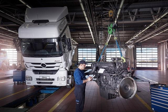 """Mercedes, """"0 gibi motor""""a Euro 5 ve 6'yı da ekledi"""