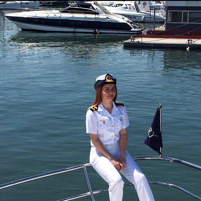Kadın kaptanın suç dosyası kabarık çıktı