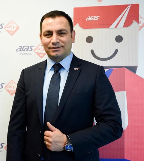 Aras Kargo'nun yeni Genel Müdürü sektörü değerlendirdi