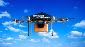 Amazon yeni Drone'u ile fark yaratacak