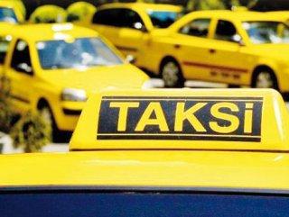 Über gitti, taksi plakaları uçtu