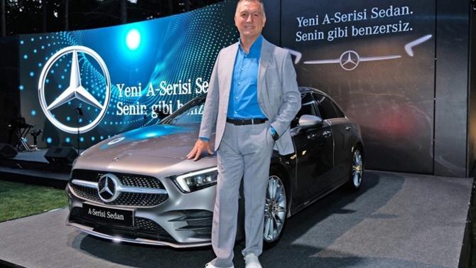 Mercedes Benz'den ilk kompakt sedan