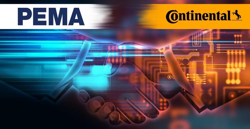 PEMA ve Continental lastik yönetimini dijitalleştirecek