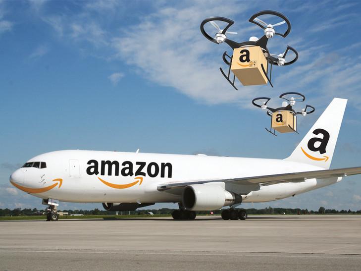 Amazon, filosuna 15 uçak daha katacak