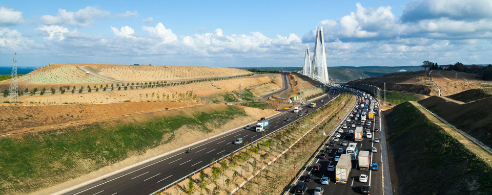 3. köprü geçiş garantisine 6 ay için 1.5 milyar lira ödeyeceğiz