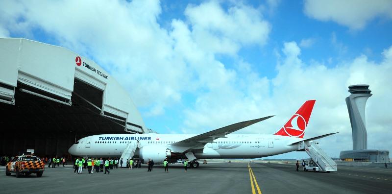 a872febe6 İlk Boeing 787-9 Dreamliner THY filosuna katılyor