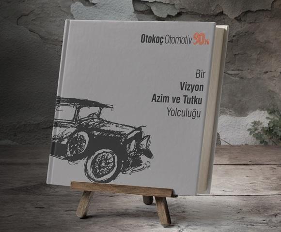 Otokoç Otomotiv, 90 yıllık tarihini kitaplaştırdı
