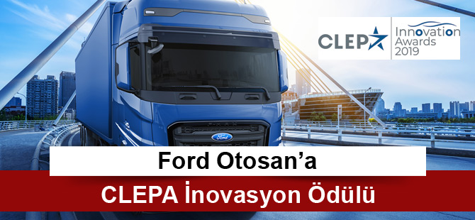 Ford Otosan'a Avrupa'dan büyük ödül