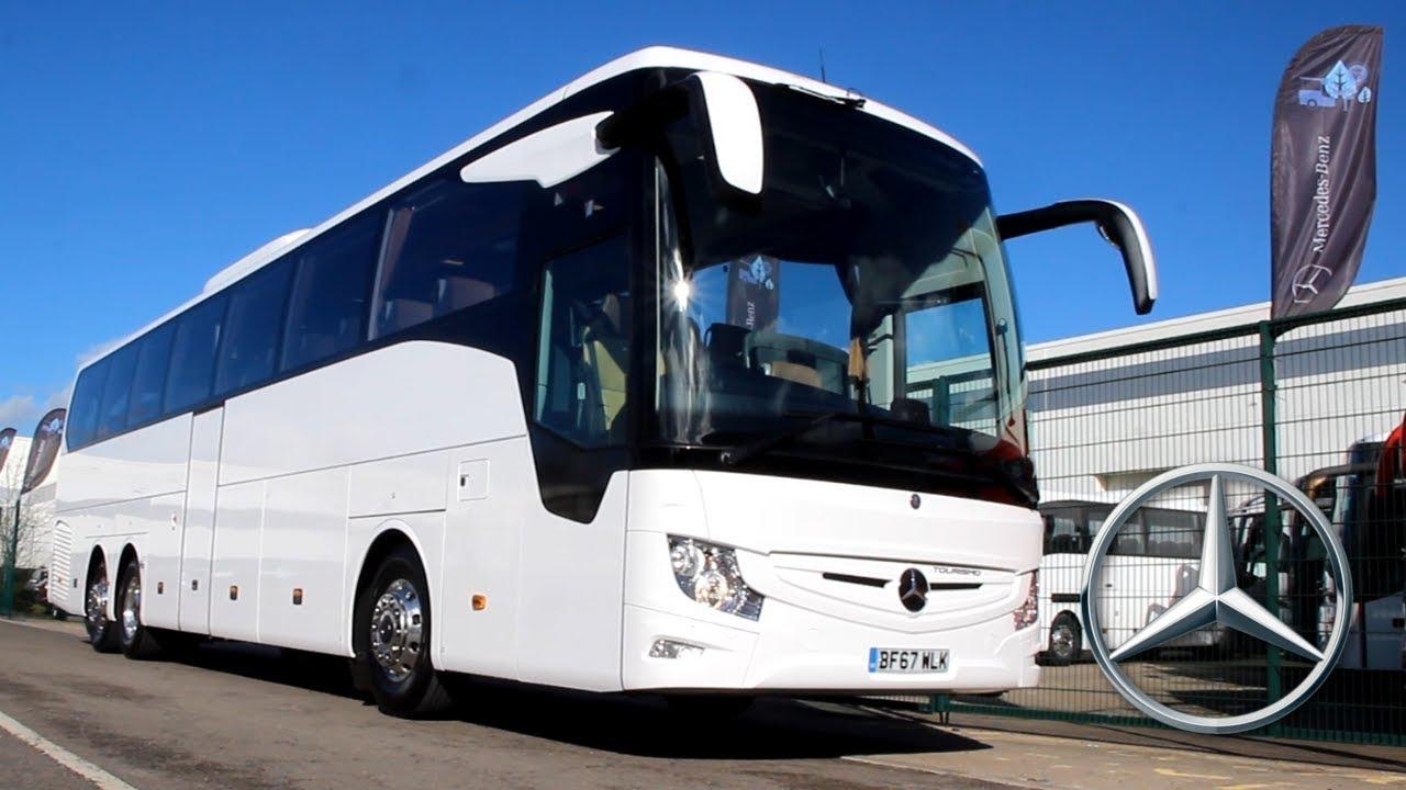 Otobus firmaları, yine Tourismo'yu tercih etti