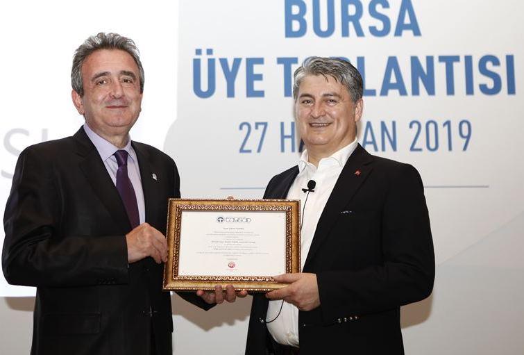 62 TAYSAD üyesi Türkiye'nin otomobiline talip