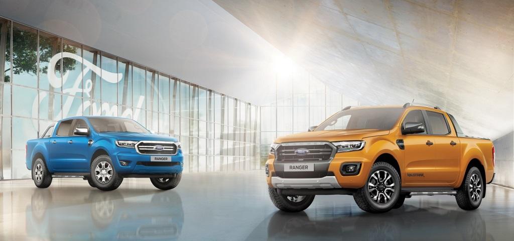 Yeni Ford Ranger ve Raptor standartlara meydan okuyor