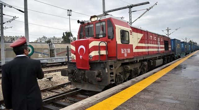 Türkiye-Gürcistan ihracat treni yarın start alıyor