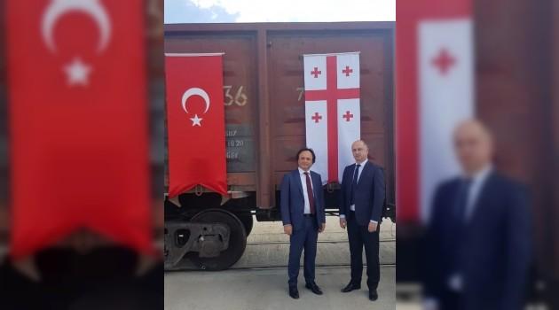 Türkiye'den Gürcistan'a kargo taşımacılığı başladı
