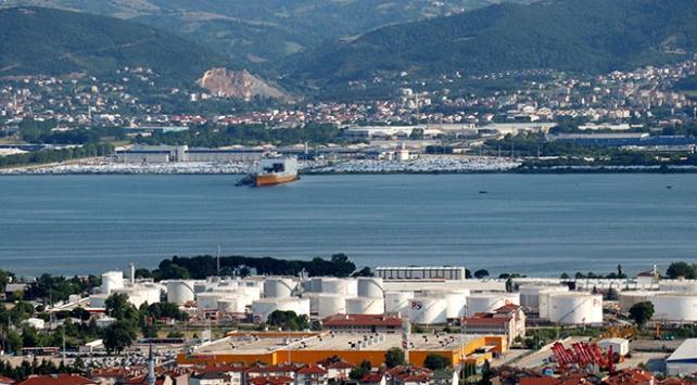 Avrupa'nın en büyük yedinci kargo limanı: İzmit