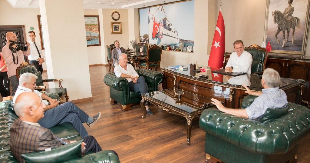 Başkan Seçer: Mersin'in ikinci bir limana ihtiyacı var