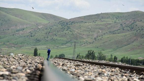 Irak, demir yoluyla Türkiye'ye bağlanacak