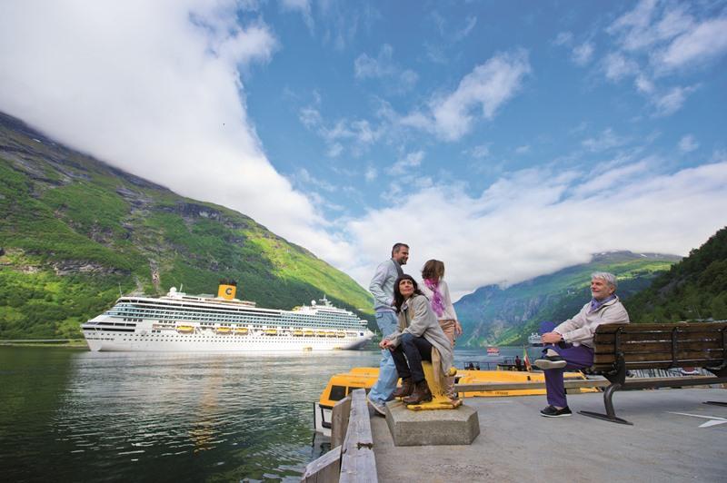 Dört mevsim dört rota cruise