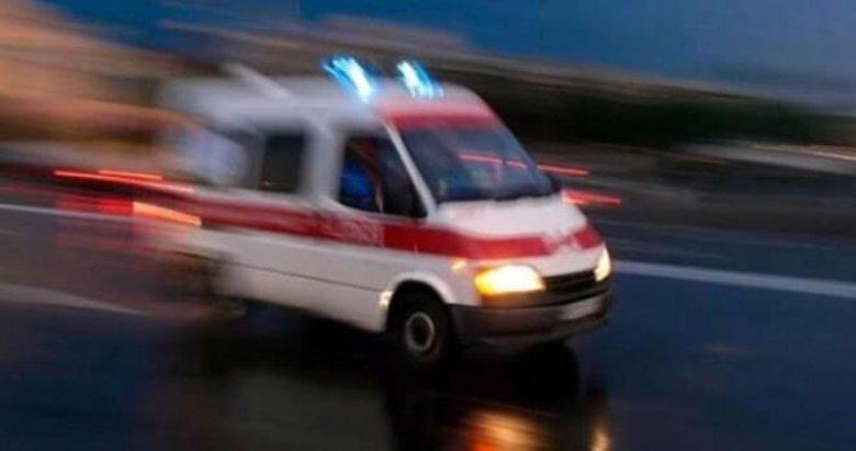 Vinçteki elektrik akımına kapılan nakliyeci, öldü