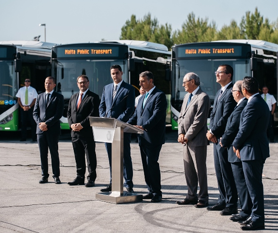 Otokar, Malta'ya 40 Kent otobüs daha ihraç edecek